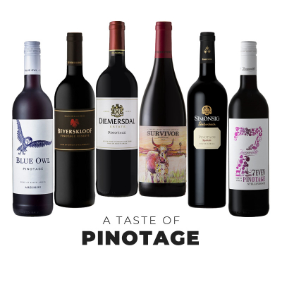 A Taste of Pinotage
