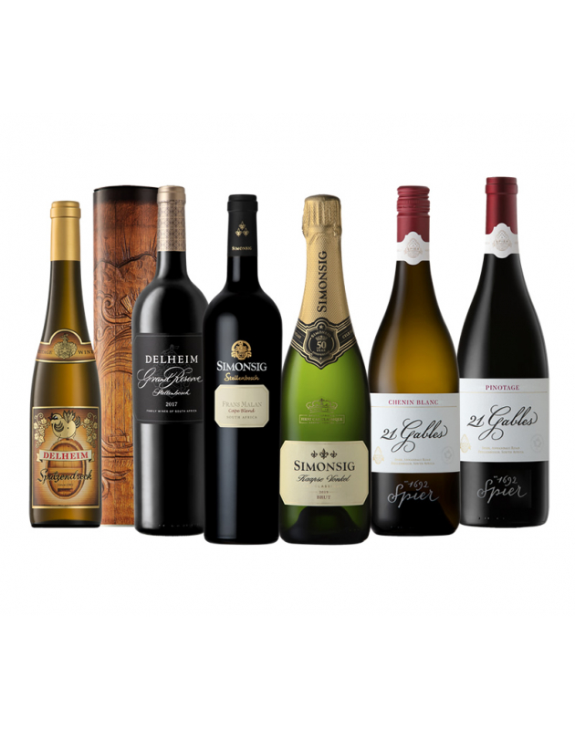 Stellenbosch Wine Routes Founders Pack